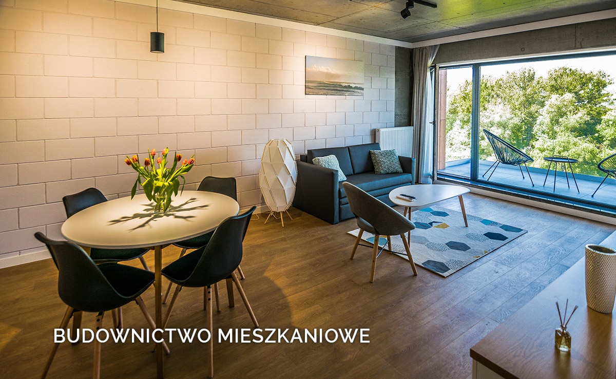 Budownictwo mieszkaniowe - najnowsze projekty Susuł & Strama Architekci