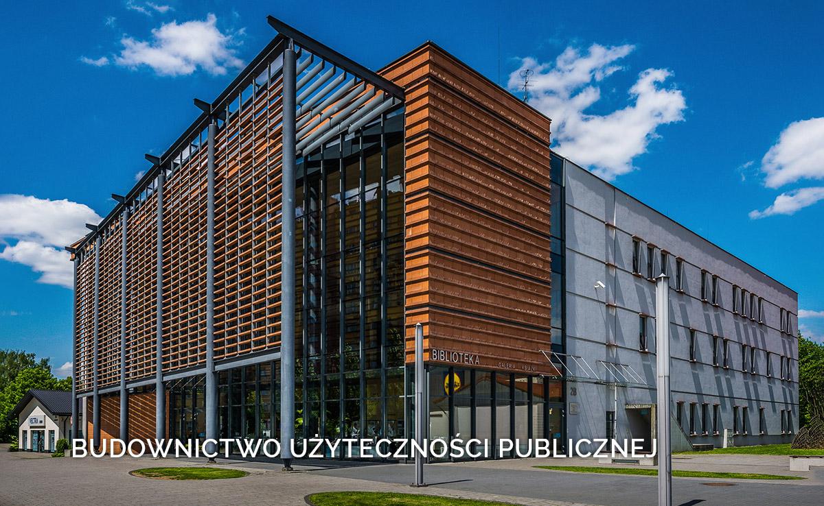Budownictwo użyteczności publicznej - najnowsze projekty Susuł & Strama Architekci